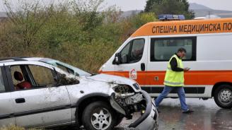 През изминалото денонощие в страната са станали 23 катастрофи