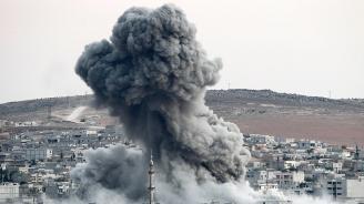Въздушни удари бяха нанесени по либийската столица Триполи