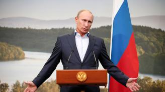 Путин присъства на традиционната литургия по повод Възкресение Христово