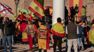 В Испания се провеждат парламентарни избори
