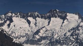 Лавина погреба германски скиори в Швейцарските Алпи