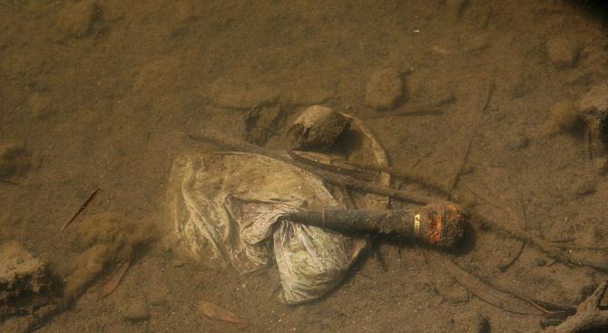 Биоразграждащите се торбички годни за употреба и след 3 години в морето
