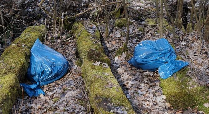 Португалия забранява найлоновите торбички