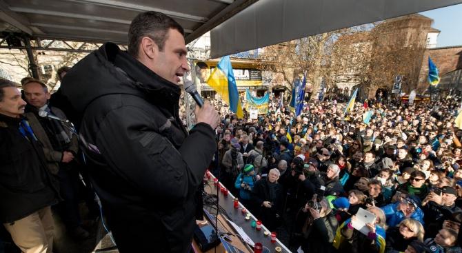 Кметът на Киев Виталий Кличко обясни защо украинците са избрали