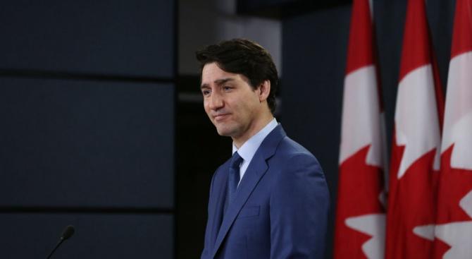 Канадският премиер Джъстин Трюдо обсъди вчера с кубинския президент Мигел