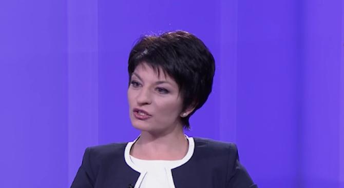 Десислава Атанасова: ГЕРБ ще бъда първа политическа сила на евроизборите
