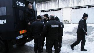Засилено полицейско присъствие в Куклен
