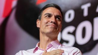 ПЕС: Изборът на Санчес показа, че е крайно време социалистите да вземат властта