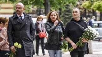 Близки и колеги от БНТ се простиха с режисьора Милан Кузов