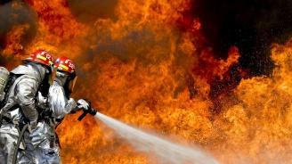 Пожар избухна в украинска АЕЦ