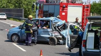 23-годишно момиче е с опасност за живота след катастрофа във Варна