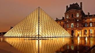 Двойка канадци пренощуваха в Лувъра