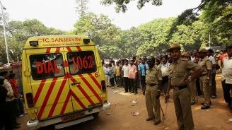 16 полицаи загинаха при бунтовническо нападение в Индия