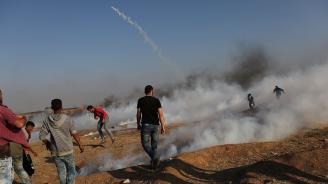Две ракети бяха изстреляни от Газа към Израел