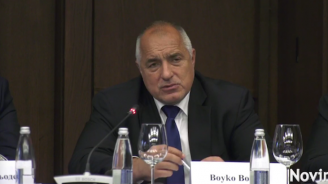 Борисов: Всяка сутрин ми докладват за състоянието на границата