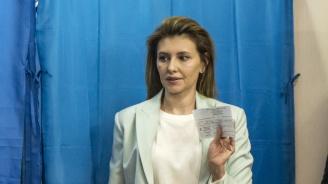 Украинската президентша си е купила топимот на половин цена