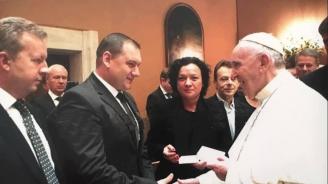 Ивелина Василева: Папа Франциск е един от най-силните гласове, подкрепящи опазването на околната среда