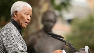 Картина на Нелсън Мандела бе продадена за над 100 хиляди долара в Ню Йорк