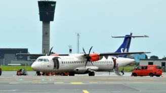 Пилотите от Скандинавските авиолинии прекратиха стачката