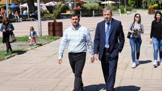 Кандидатът за евродепутат от ГЕРБ д-р Иво Ралчовски: Налице са редица предпоставки за икономическо развитие на Северозападна България
