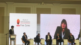 Изпълнителният директор на НКИЗ участва в Срещата на Европейските свободни зони в Скопие
