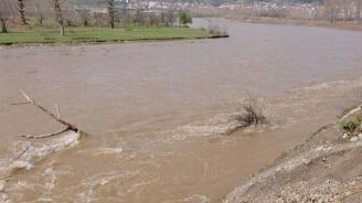 На 5 май са възможни наводнения във водосбора на река Струма