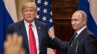 Тръмп и Путин разговаряха по телефона повече от час