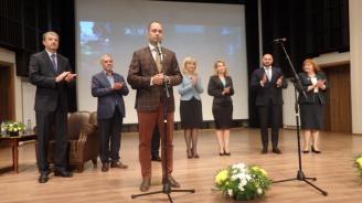 Кандидатът за евродепутат от ГЕРБ Иво Ралчовски: На 26 май ще препотвърдим европейския път на развитие на България
