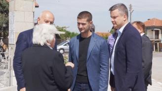 Николай Диков, кандидат за евродепутат от ГЕРБ: Християнските ценности са тези, които ни водят по правилния път