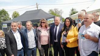 Лиляна Павлова в Ябланово: Богатството на българските традиции трябва да се представя в Европа