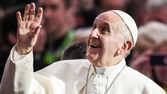 Папа Франциск пристига в България