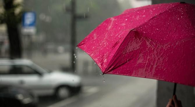 Днес на много места ще има валежи