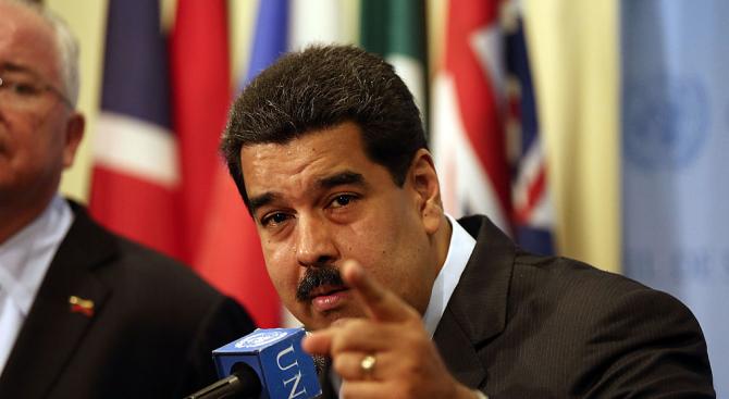 Опитите за сваляне от власт на президента на Венецуела Николас