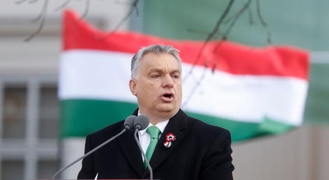 Премиерът на Унгария Виктор Орбан оттегли подкрепата си за кандидата