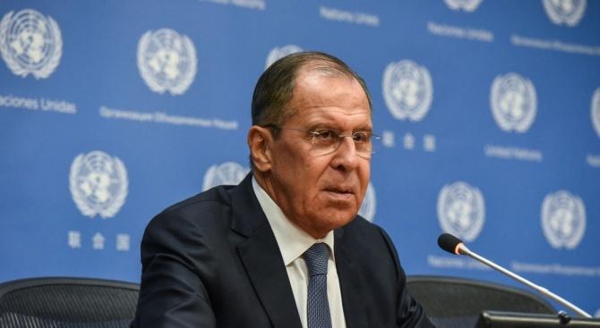Лавров предупреди САЩ, че военната им намеса във Венецуела ще е катастрофална