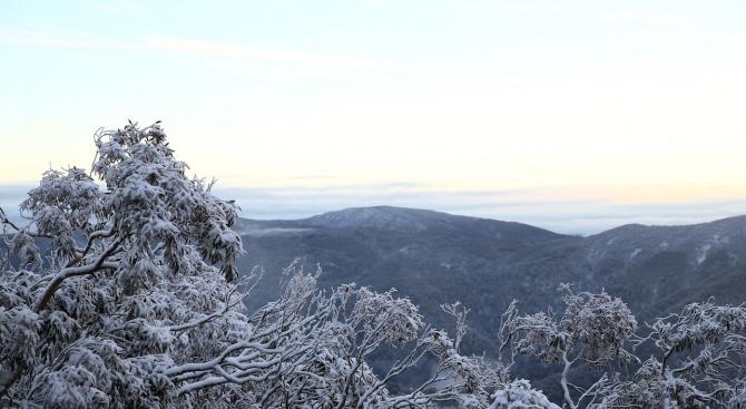 Сняг се очаква над Стара планина