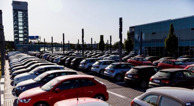 Срив в продажбите на коли втора ръка