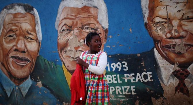 Южна Африка е страната с най-голямо неравенство в света