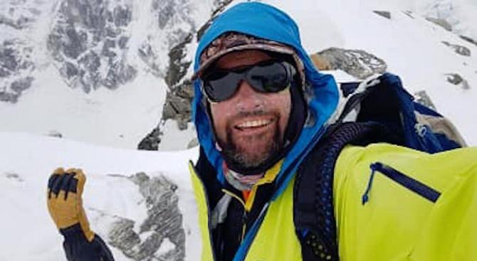 Скатов чака хубаво време в Хималаите