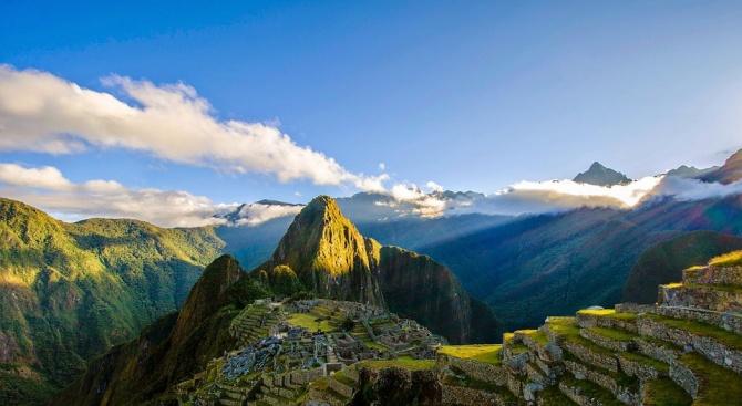 Преди около 8000 години климатът в Южна Америка внезапно се