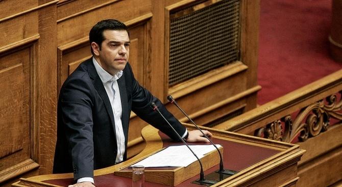 Правителството на Ципрас спечели вот на доверие в парламента