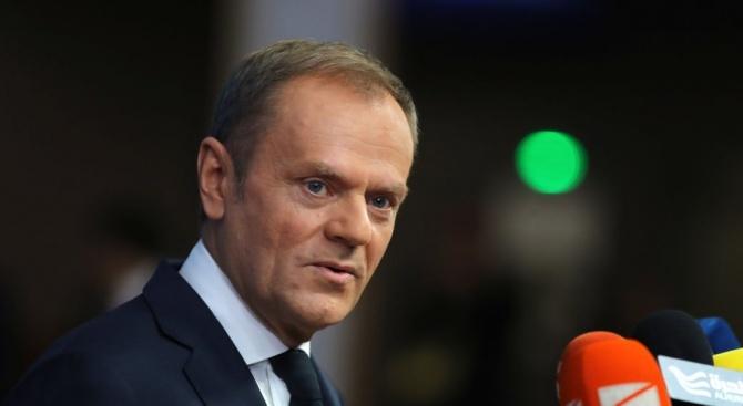 Председателят на Европейския съвет и Доналд Туск твърди в интервю