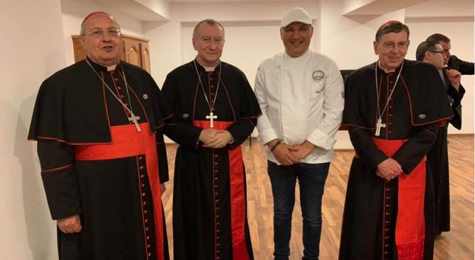 Майстор готвачът Борис Петров скочи на колегата си шеф Иван