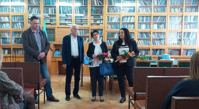 Лиляна Павлова в Разград: За разлика от БСП – ние винаги сме близко до хората и знаем проблемите им