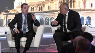 Бойко Борисов изпрати съболезнователна телеграма до Дмитрий Медведев