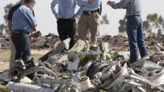 """Откриха двете """"черни кутии"""" на катастрофиралия самолет на летище """"Шереметиево"""""""