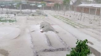 Леден апокалипсис в половин България
