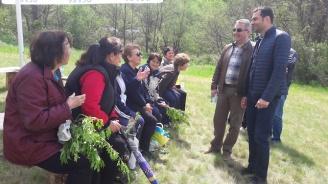 Марин Захариев посети Девин на Гергьовден