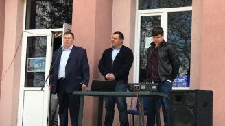 Емил Радев поздрави жителите на добричкото село Стефаново за 6 май
