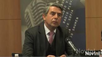 Плевнелиев: ЕС трябва да е силен съюз на силни национални държави